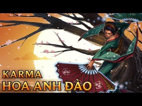 Karma Hoa Anh Đào