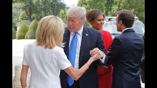 Video 'You're in such good shape! Beautiful!' What Trump told Brigitte Macron, 64 MP3, 3GP, MP4, WEBM, AVI, FLV Juli 2017