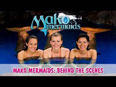 Mako Mermaids  Behind The Scenes Season 3/4
