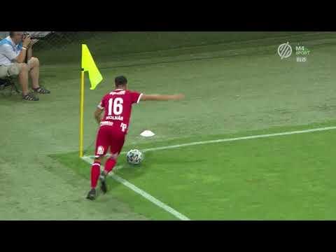Könyves Norbert gólja (DVTK - Vasas, 2. forduló)