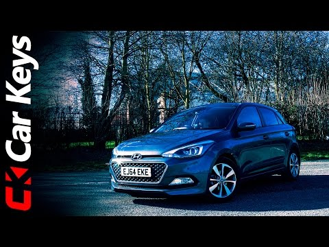 Hyundai i20 2015 review – Car Keys