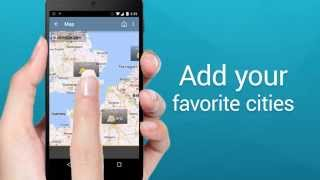 Weather & Clock Widget Ad Free YouTube video