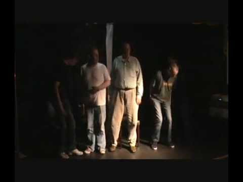 Guys As Dolls Comedy Stage Hypnosis Show August 2011 - Jonathan Royle Hypnotist