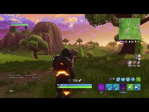 WORLD RECORD NO SCOPE FUSIL DE CHASSE - FORTNITE BATTLE ROYALE