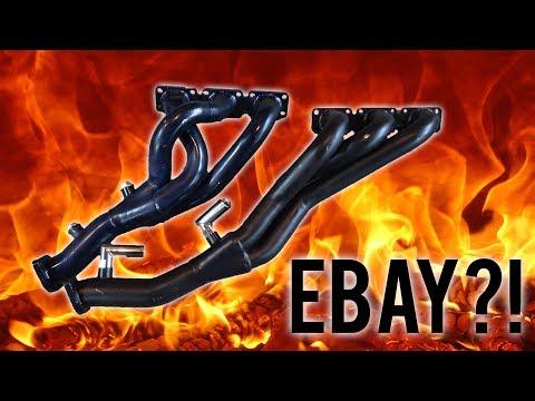 How to install eBay Headers on an E46 330i (Tutorial)