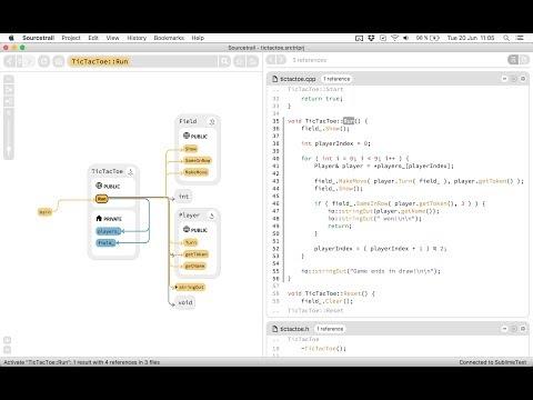 Sourcetrail - Cross-platform Source Explorer for C/C++ and Java