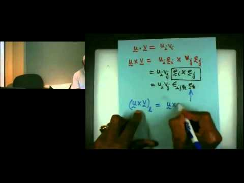 Introduction to Continuum Mechanics Lecture #2