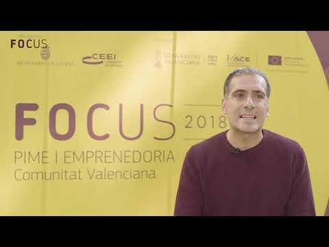 Juan Mª Sánchez en Focus Pyme y Emprendimiento Comunitat Valenciana 2018