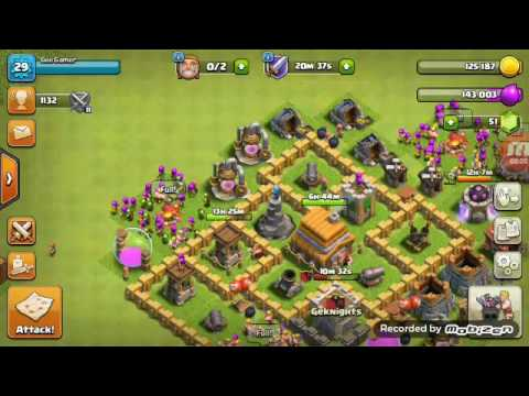 Clash of clans ქართულად #1