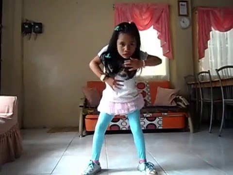 Do Your Chain Hang Low Serious Face Dance / 7y/o Yandrei Ponce