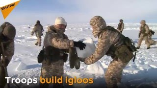 Paratroopers from Russia's Collective Rapid Reaction Force and the Armed Forces of Belarus conducted military drills near to the...