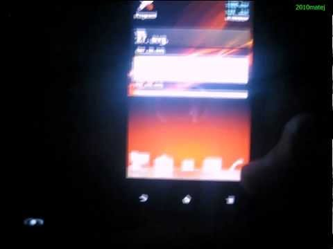 comment installer theme xperia s