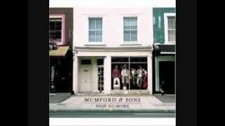 Mumford and Sons- Sigh No More full album