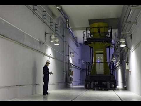 BIG UNDERGROUND POWER PLANT! (minecraft nuclear powerplant)