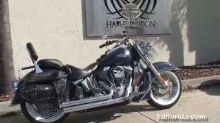 8. Used 2008 Harley Davidson Softail Deluxe Motorcycles for sale - Daytona Beach, FL