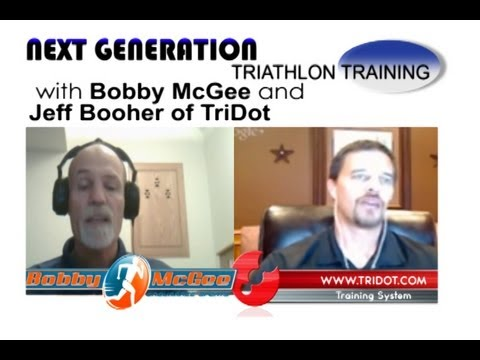 Next Generation Triathlon Training with Bobby McGee and Jeff Booher of TriDot Systems