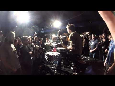 Billy Rymer - Tama 40th Anniversary NAMM Party