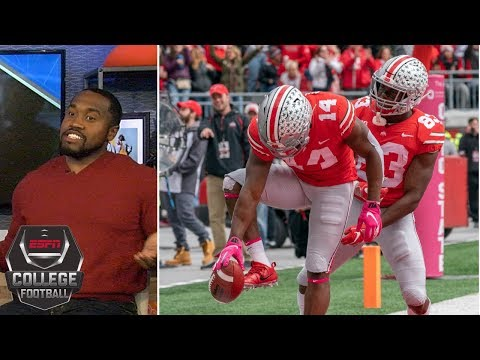 Ohio State's K.J. Hill Leads College Football Week 7's Holy Cow Moments | The College Football Show
