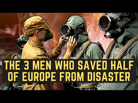 Chernobyl | The 3 Men Who Saved Half Of Europe From Disaster | An Unbelievable Documentary
