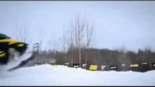 6. Ski-Doo 2-Stroke Weight Challenge