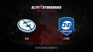 Evil Genuises vs CNB.br, game 1