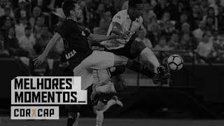 Os melhores lances do empate entre Corinthians e Atlético- PR na Arena Corinthians.
