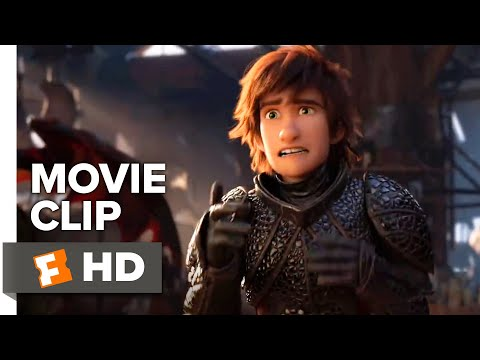 How to Train Your Dragon: The Hidden World Movie Clip - 10 Minute Preview | FandangoNOW Extras