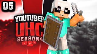 Minecraft YouTuber UHC Season 4: Episode 5 - MISTAKES WERE MADE!