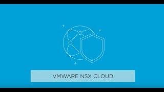 NSX Cloud Overview