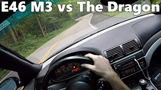 E46 M3 First Tail of The Dragon Shakedown! Full Run POV