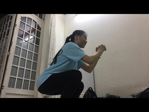 Trực tiếp: Khi con gái tập Street Workout! Bắt đầu cho em gái ăn hành!