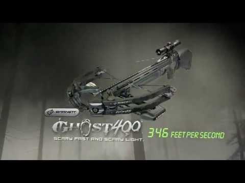 Barnett Ghost 400 with Roger Raglin