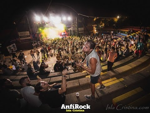 "Concierto ""Jeff Rosenstock"" AnfiRock Isla Cristina 2018"