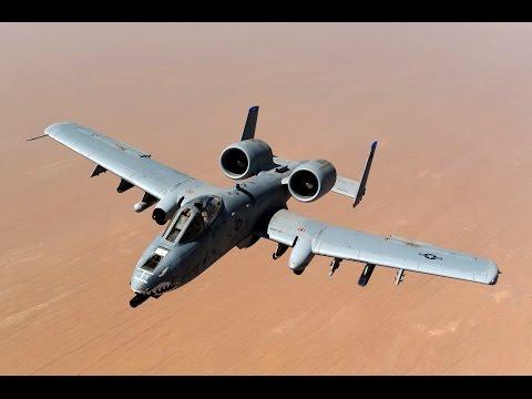"HD 720p  The A-10 Thunderbolt ""Warthog""..."