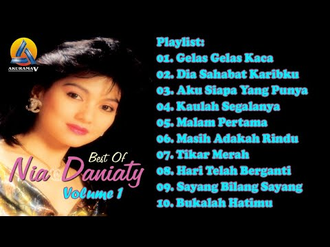 Nia Daniaty - The Best Of Nia Daniaty - Volume 1 (Official Audio)
