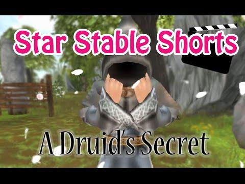 Star Stable Shorts - A Druid's Secret