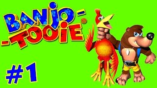 Banjo-Tooie - Episode 1: The Bear and Bird Duo Once Again!