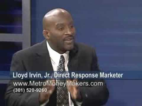 Lloyd Irvin – Internet Marketing Extraordinaire!|GKIC Maryland|Kennedy Style Marketing in Md