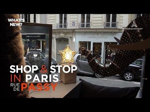 Paris Worldwide : Virée Shopping rue de Passy