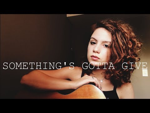 Something's Gotta Give - Camila Cabello (cover) By Carol Biazin