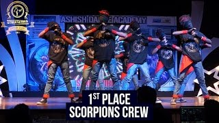 Thane India  city pictures gallery : 1st place - Scorpions Crew - Thane - Streetvibes India Cup 2016