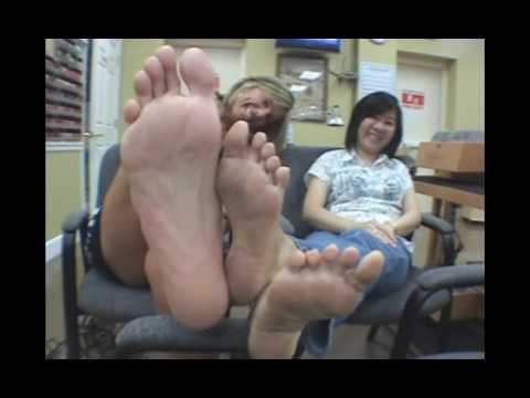 mikayla feet 8