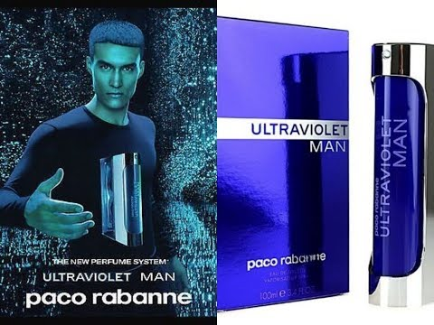 Ultraviolet for men by  Paco Rabanne (2001)