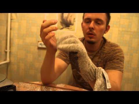 Перчатки вязаные «Badger». Видеообзор.