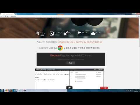 Ask.fm Hilesi Detaylı anlatım Destroyerbs V2