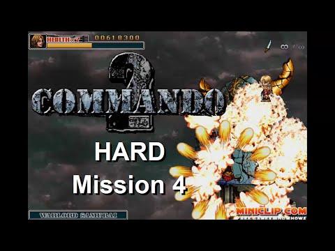 Commando 2 - Hard mode playthrough - Mission 4