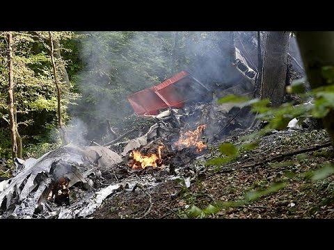 Σλοβακία: Συγκρούστηκαν αεροπλάνα στον αέρα-7 νεκροί