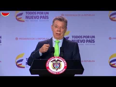 Juan Manuel Santos: Maduro no juega limpio #12O