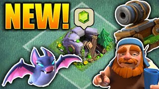 Video GEM MINE & HERO RELEASED Clash of Clans Update May 2017! New Troops & More in CoC MP3, 3GP, MP4, WEBM, AVI, FLV Mei 2017
