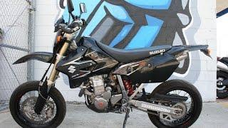 8. 2008 Suzuki DRZ400SM ... Well set-up Supermoto!